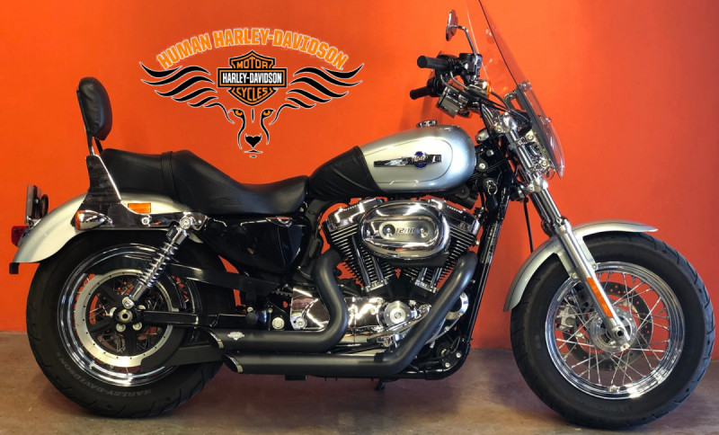 2012 Sportster XL1200C Custom