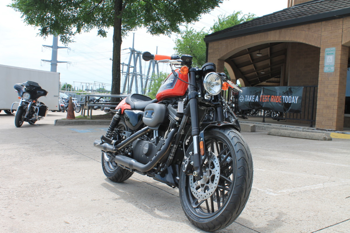 2020 Harley-Davidson<sup>®</sup> Roadster™ XL 1200CX