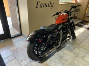 2020 H-D XL 1200X Forty-Eight thumb 1