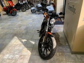 2020 H-D XL 883N Iron 883 thumb 2
