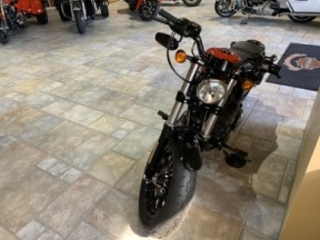 2020 H-D XL 1200X Forty-Eight thumb 2