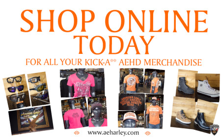 Our Online Shop Is Up & Running..