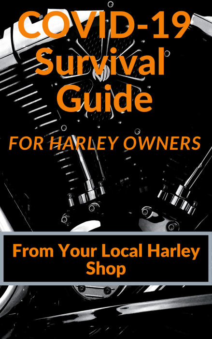COVID-19 Survival Guide for Harley® Owners
