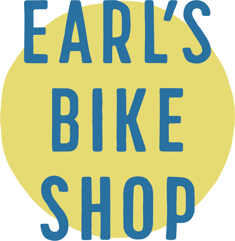 Earl's Bike Shop logo