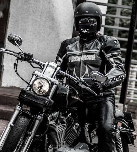Germ Warfare for Harley® Owners During the Pandemic