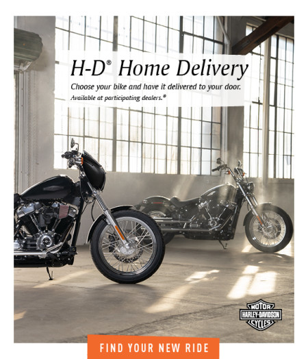 Purchase a Harley-Davidson with out leaving the comfort of your home.