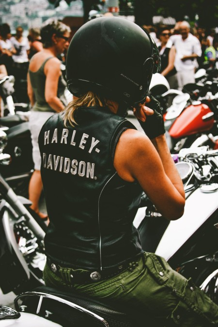 QUESTIONS WOMEN ASK WHEN LEARNING TO RIDE A HARLEY®