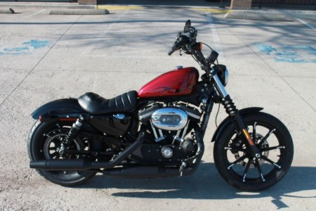SO YOU WANT TO BUY AN IRON 883 NEAR DALLAS...