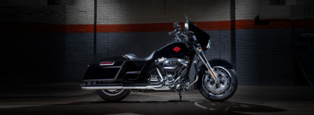 NEW ELECTRA GLIDE STANDARD - WHAT'S DIFFERENT?