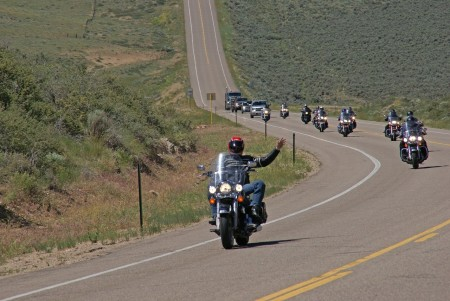 WHY RIDING A HARLEY MAKES YOU A BETTER DRIVER