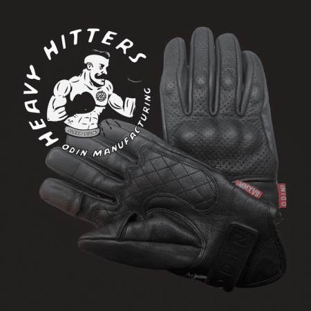 Product Review - Heavy Hitter's Gloves from ODIN
