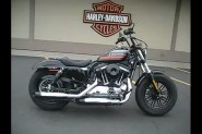 Harley-Davidson® XL1200XS - Sportster® Forty-Eight® Special