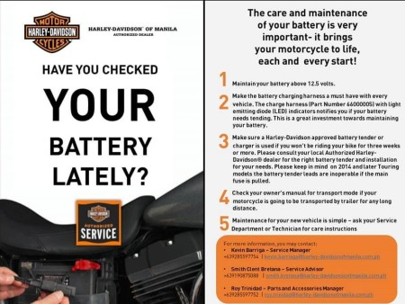 Battery Care Tips