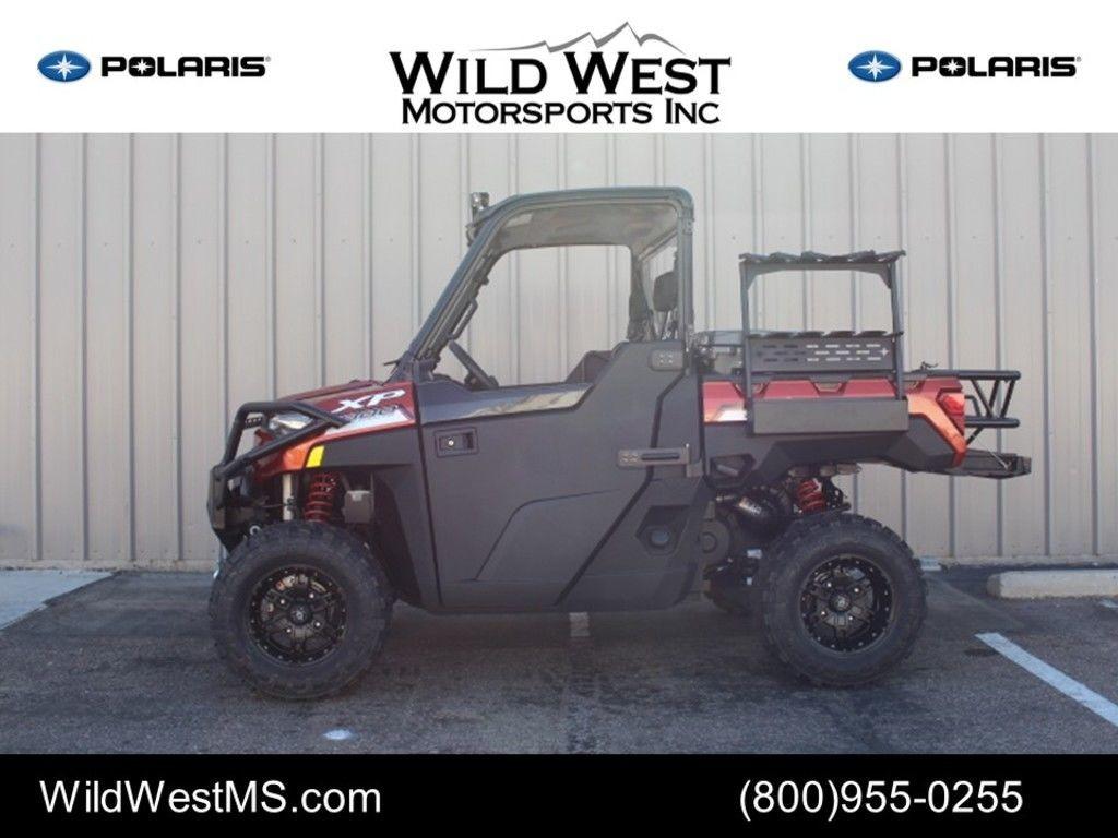 2020 Polaris Ranger XP 1000 Premium | New Side x Side For ...