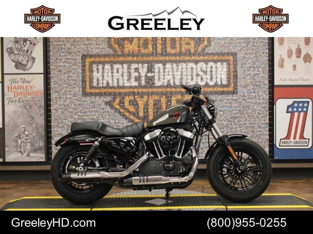 2019 Harley-Davidson Sportster Forty-Eight XL 1200X