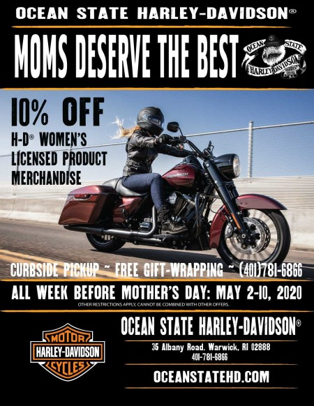 Moms Deserve the Best: May 2-10