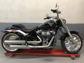 2018 Harley-Davidson® 115th Anniversary Fat Boy® 114 FLFBS  thumb 3