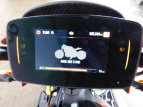 2020 Harley-Davidson Electric LiveWire ELW  thumb 2