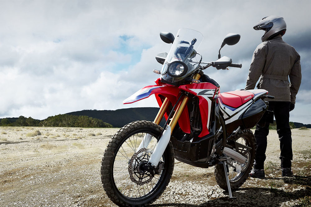 2020 CRF250 Rally Instagram image 4