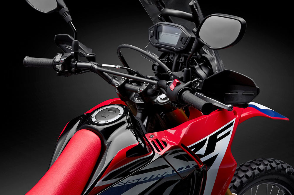 2020 CRF250 Rally Instagram image 5