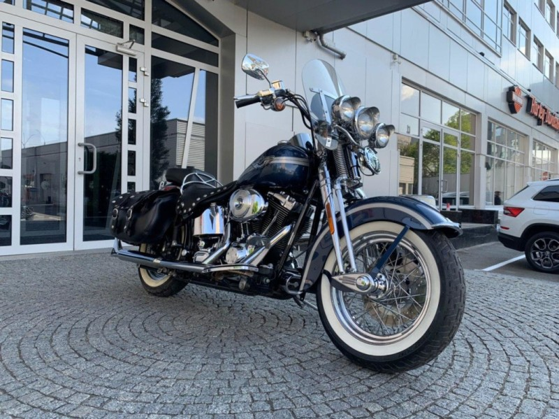 2003 HERITAGE SOFTAIL SPRINGER 100-th ANNIVERSARY