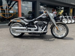 2020 Harley-Davidson® Fat Boy® 114 thumb 1