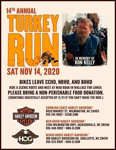 14th Annual Turkey Run