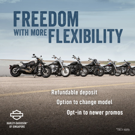 Freedom with more Flexibility