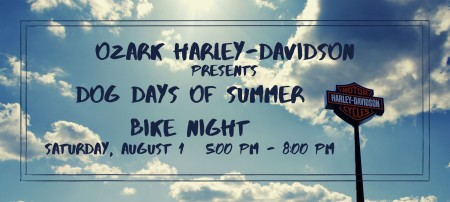 Dog Days of Summer Bike Night