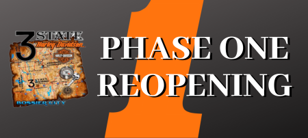Phase One Reopening Awareness Protocols