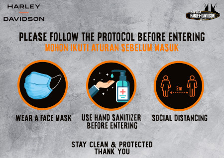 Stay Clean & Protected