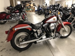 1999 Harley Davidson Softail Fat Boy FLSTF thumb 3