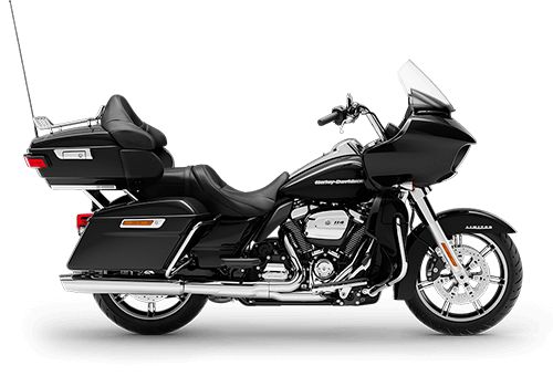Road Glide<sup>®</sup> Limited – Chrome Option