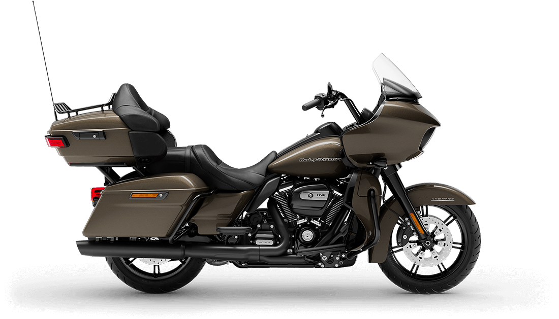 Road Glide<sup>®</sup> Limited – Black Option