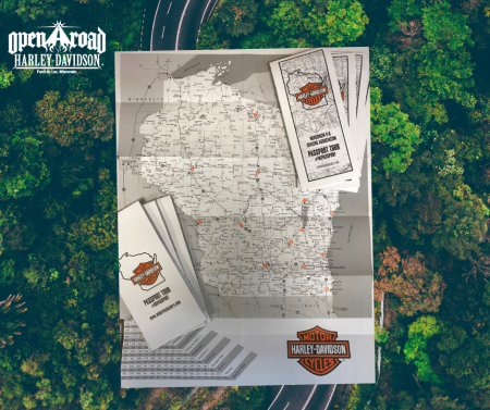 Harley-Davidson Passport Tour