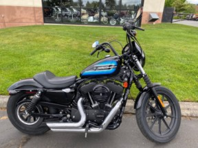 Used 2019 Harley-Davidson® Iron 1200™ thumb 2