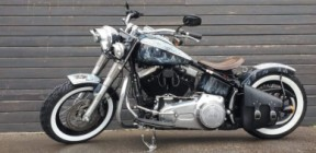 Кастом Гарика Сукачева Softail Slim thumb 3