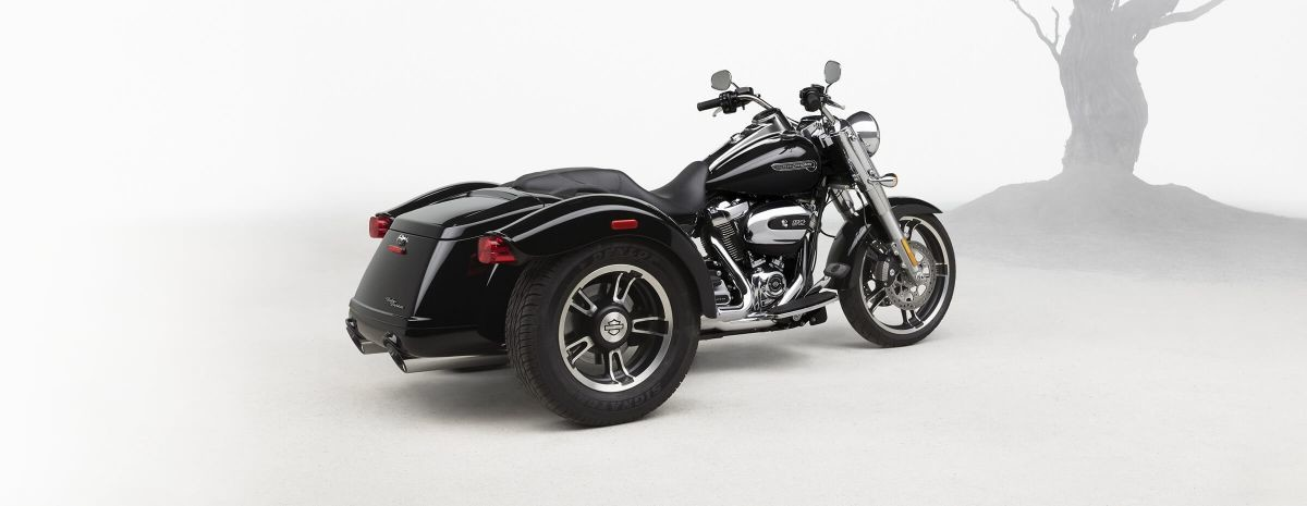 2020 HD FLRT - Trike Freewheeler