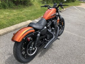 NEW 2020 Harley-Davidson® Iron 883™ XL883N w/Stage I, V&H Pipes thumb 2