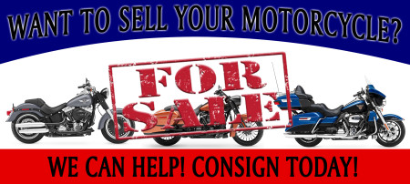 We can help...Consign with us today!