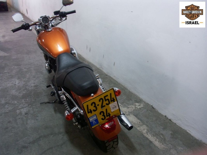 ספורטסטר CUSTOM LIMITED CA 1200