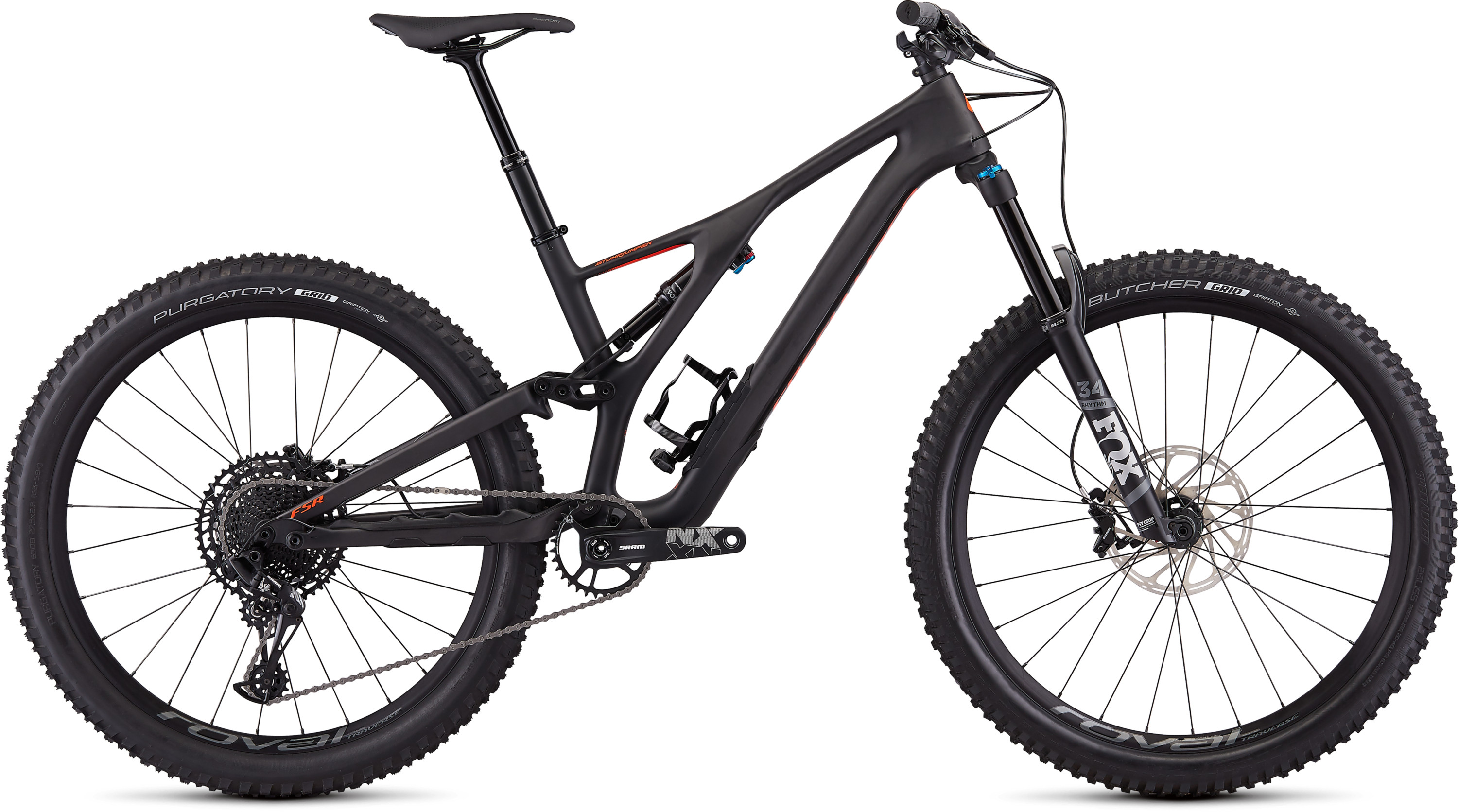Stumpjumper Fsr Men Comp Carbon 27.5 12 Spd