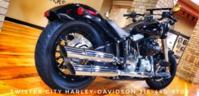 2017 Harley-Davidson® Softail Slim® : FLS for sale near Wichita, KS thumb 0