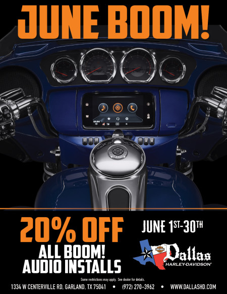 June Boom!  Boom Audio Promotion