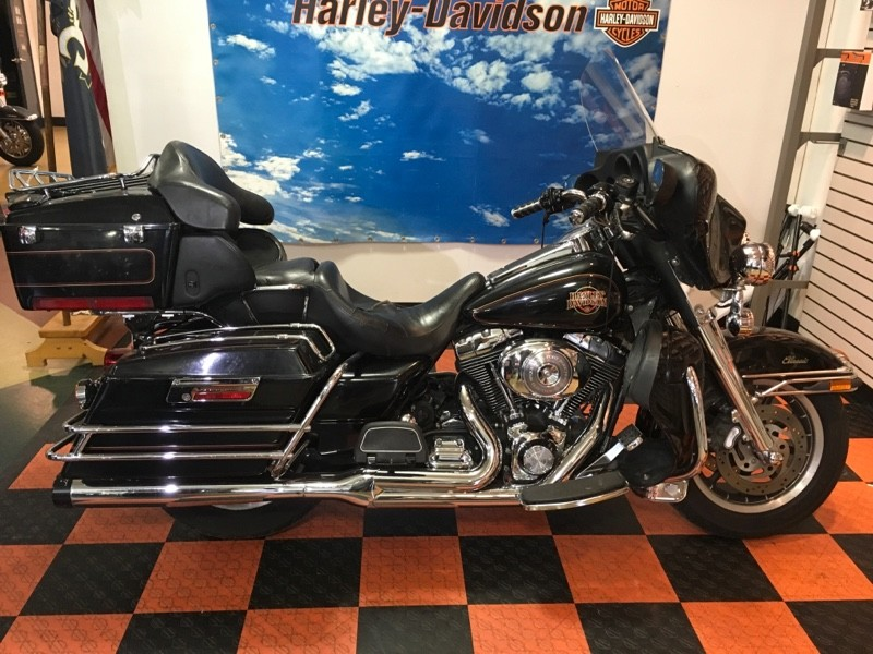 2002 Harley-Davidson® Electra Glide® Classic