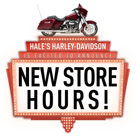 New Store Hours beginning Monday June 1st