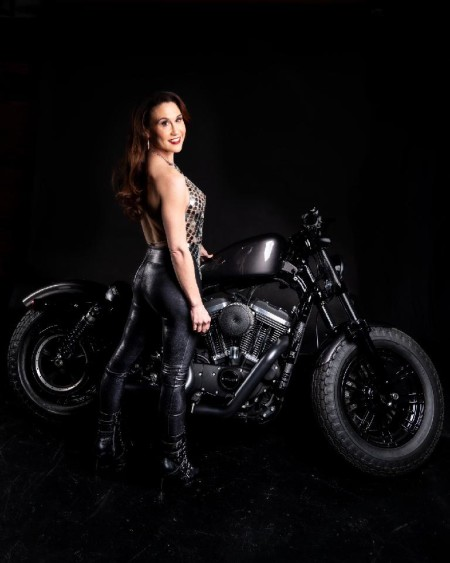 Check Out This Super Hot Custom Harley-Davidson® Sportster!