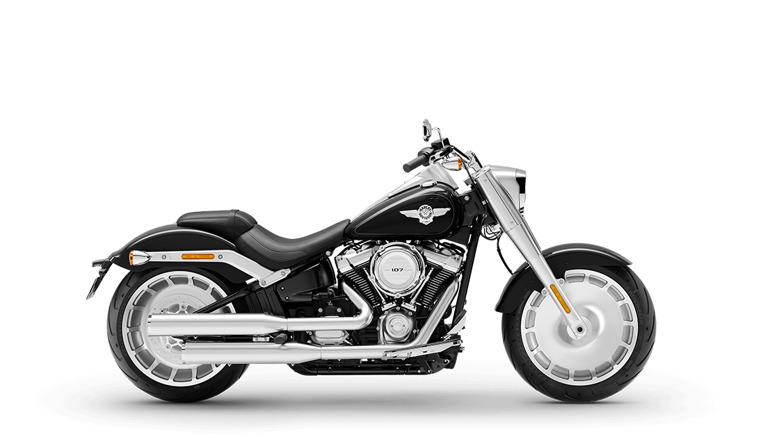 2020 Harley-Davidson® Fat Boy® 107