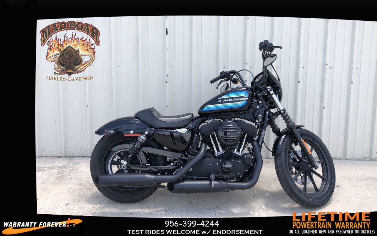 2019 XL1200NS Iron 1200™
