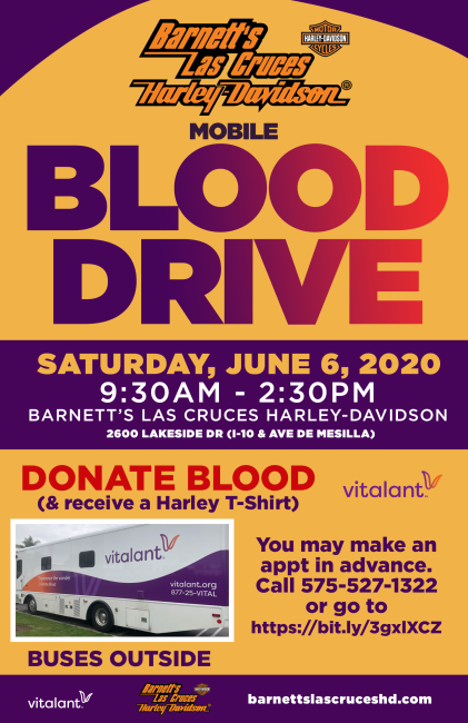 Mobile Blood Drive